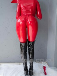 Click Latex Lucy's picture for more information